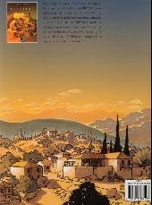 Verso de Tirésias -1- L'outrage