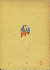 Verso de Martin le Malin (Album Tricolore) -7- Le bateau mystérieux
