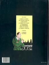 Verso de Dick Hérisson -7- Le tombeau d'Absalom