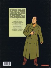 Verso de Dick Hérisson -9- Le 7ème cri