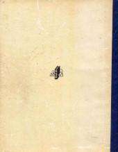 Verso de Trac et Boum -1- Trac et Boum chez les hommes