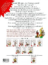 Verso de Le guide -11- Le guide de la Trentaine