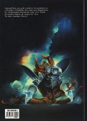 Verso de L'Épée de Cristal -1- Le parfum des Grinches