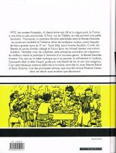 Verso de La véritable histoire de Futuropolis