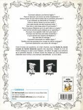 Verso de Le guide -2- Le guide du jeune couple