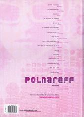 Verso de Polnareff - Polnareff suite de bulles