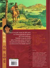 Verso de Chinaman -9- Tucano