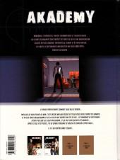 Verso de Akademy -2- À balles réelles