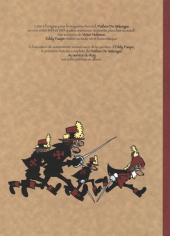 Verso de Pathos de Sétungac -1- Au service du Roy