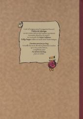 Verso de Pathos de Sétungac -2- Derniers services au Roy