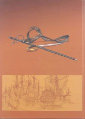 Verso de Le grand siècle -1TT- Alphonse