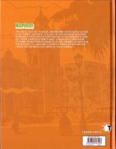 Verso de Harlem -2- Le Monstre de San Pedro