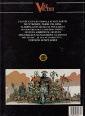 Verso de Vae Victis ! -1- Ambre, le banquet de Crassus