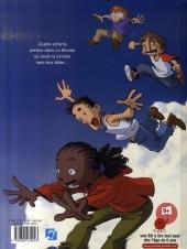 Verso de Les enfants d'ailleurs -2- Les ombres
