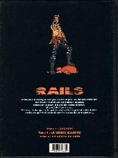 Verso de Rails -3- La chute du lion