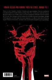 Verso de L'antre de l'horreur - L'Antre de l'horreur