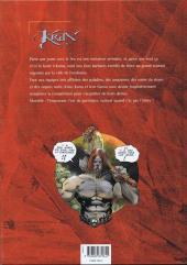 Verso de Krän -4- Le grand tournoi