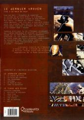 Verso de Le dernier Troyen -5- Au-delà du styx