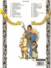 Verso de Thorgal -30- Moi, Jolan