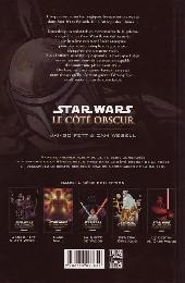 Verso de Star Wars - Le côté obscur -1a06- Jango fett & zam wesell