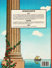Verso de Alix -8c1986- Le tombeau étrusque