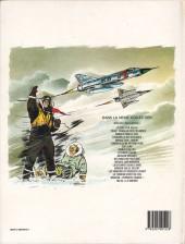 Verso de Tanguy et Laverdure -3e1985- Danger dans le ciel