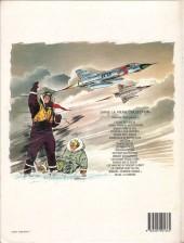 Verso de Tanguy et Laverdure -4a86- Escadrille des cigognes