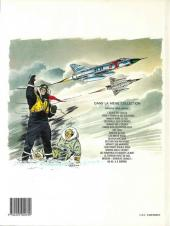 Verso de Tanguy et Laverdure -9c1990- Les anges noirs