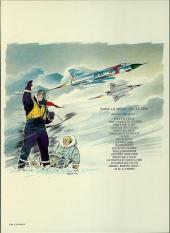 Verso de Tanguy et Laverdure -13c1984- Lieutenant Double Bang