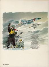 Verso de Tanguy et Laverdure -18a1981- Un DC-8 a disparu
