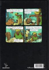 Verso de Aya de Yopougon -3- Volume 3