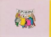 Verso de Spirou et Fantasio -2- (Divers) -Pir1- Les Aventures de Spirou