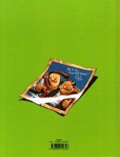 Verso de Bill Baroud -1- Bill Baroud espion
