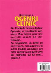 Verso de Ogenki Clinic -2- Volume 2