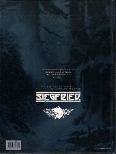 Verso de Siegfried - Tome 1