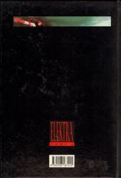 Verso de Elektra -1- Elektra - 1