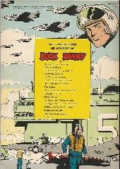 Verso de Buck Danny -25a1971- Escadrille ZZ