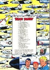 Verso de Buck Danny -24c80- Prototype FX-13
