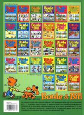Verso de Boule et Bill -02- (Édition actuelle) -3- Boule & Bill 3