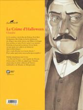 Verso de Agatha Christie (Emmanuel Proust Éditions) -15- Le Crime d'Halloween