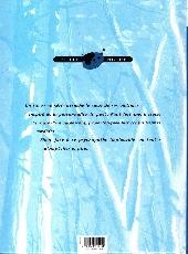 Verso de Bleu Lézard -4- Le sourire du loup