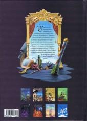 Verso de De Cape et de Crocs -8- Le maître d'armes
