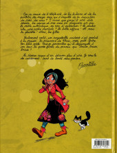 Verso de Le journal de Carmilla -2- Une espèce en voie de disparition
