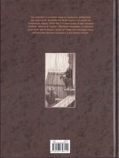 Verso de Magasin général -HS3- L'arrière boutique du magasin général III