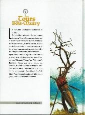 Verso de Les tours de Bois-Maury -1c- Babette