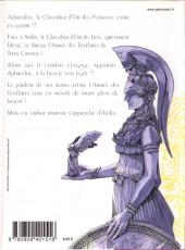 Verso de Saint Seiya Épisode G -11- Tome 11