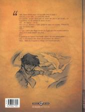 Verso de L'envolée sauvage -2- Les Autours des palombes