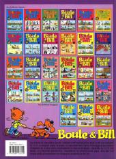 Verso de Boule et Bill -02- (Édition actuelle) -4- Boule & Bill 4