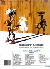 Verso de Lucky Luke -38FW- Ma Dalton