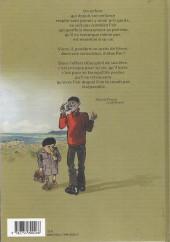 Verso de Petit Polio -4- Les années ventoline